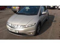 2007 Honda Civic Cheap Car £1790