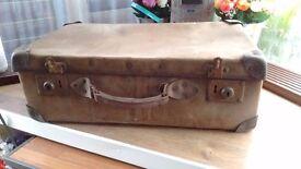 1930s/1940s suitcase
