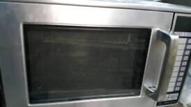 Commercial heavy duty microwave 1800 watt
