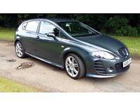 SEAT Leon 1.6 Reference Sport 5dr Hatchback, LOW MILES, FDSH, RARE CAR