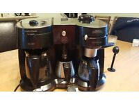 Morphy Richards 3 in 1 Coffee Machine
