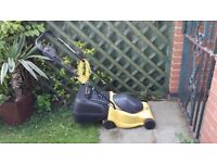Lawnmower, used, working condition