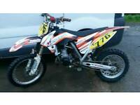 Ktm 85 2013 mint bike for the year