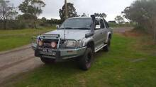 2002 Toyota Hilux Dual Cab 4x4 Ute Lara Outer Geelong Preview