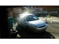2003 ford focus FULL MOT