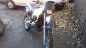Yamaha dt125 (OFF ROAD)