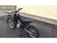 Lifan gy 125 scrambler pit bike