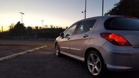 2008 Peugeot 308 1.6 sport ( not 208 207 307 seat focus leon audi )