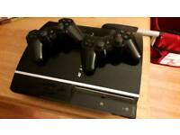 PS3 console in excellent condition.