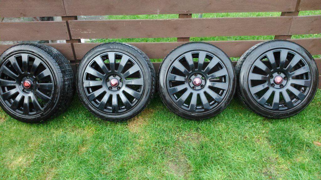 alloys 17 inch 5x112 VW, Audi, others