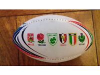2015 six nations rugby ball size 1.