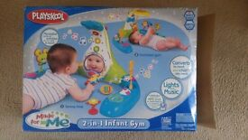 Playskool 2-in-1 Infant Gym, never been out of the box. Unwanted gift