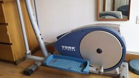 York Fitness Cross Trainer 50 pounds