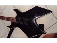 Guitar, bcrich signature special, warlock