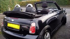 Mini Cooper S Convertible 2006 - Superb Motor - New Clutch Fitted!