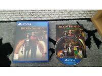 Broken Sword 5 PS4 Game