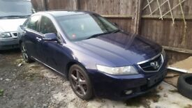 Honda accord 2.4vtec for parts 2005