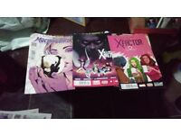 New Marvel /DC comic books X-men etc