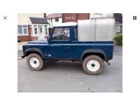 LANDROVER IFOR WILLIAMS BOX