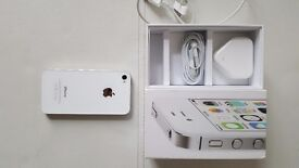 iPhone 4s 8GB White unlock for sale perfect condition