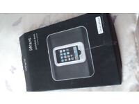 Iwant docking station and charger for ipod or iphone