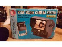 12/24 v comercal vehicles rear vision camera system