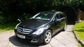 Mercedes R320 4MATIC CDI SPORT 6 Seater Luxury Family Car