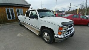 1998 Chevrolet Cabine multiplaces C/K 3500 GMT-400 C3500 CREWMAX