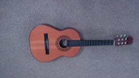 Admira 3/4 size Infante Classical Guitar. Ideal for beginners aged 8-11 years or small adult