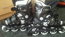NO FEAR Rollerblades Adult size 5-8