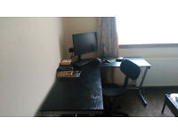 Two desks, £30 each