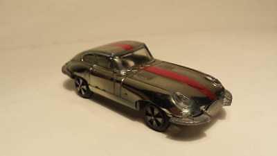 Faller HitCar Hit Car Jaguar E sehr schön läuft sehr gerade