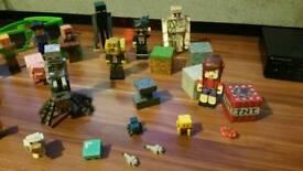 Minecraft toys figures
