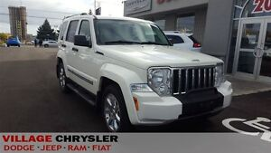 2008 Jeep Liberty LIMITED,NAVI,SUNROOF,TOW PKG.