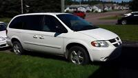 "2007 Dodge Grand Caravan ""stow and go"""