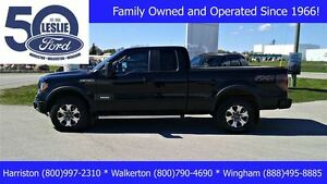 2012 Ford F-150 FX4 4X4 | One Owner | Accident Free Kitchener / Waterloo Kitchener Area image 1