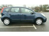 Nissan Note 1.4 16v Visia 5dr Full Service History Low Mileage 12 MONTHS MOT