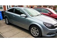 2009 LOW MILES VAUXHALL ASTRA 1.8 DESIGN AUTOMATIC 3 DOOR COUPE LOVELY MET GREY DRIVES LIKE NEW