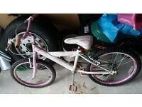 """18"""" bike for girl"""