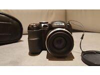 Fujifilm Finepix S 2500 HD, 12 Mega Pixels, Fujinon Lens 18X wide Optical, f=5.0-90.0mm, 1:3.5.6