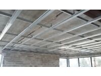 Suspended ceiling fixer available