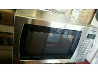 Panasonic new microwave with grill and fan oven