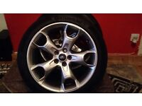 """2 x 19"""" Alloys For FORD"""