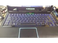 Alienware MT14x R2 i5 , gaming laptop,good spec, as new