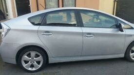 its 2010 toyota prius 159202 milege its got all mot history plus 8 service stamps from toyota full