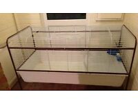 Large indoor cage/hutch for sale