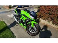 2014 (64) Kawasaki Ninja 300 Special Edition