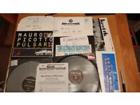 "Joblot 12"" vinyl records X 100 Dance techno house hip hop remixes Deep Samples Hard Electronic XMAS"