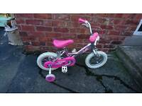 "Dawes lottie kids Bike 12"" wheel."