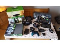 """xbox one with kinect and linx vision 8"""" tablet"""